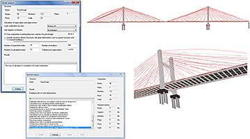 Antecedência Design America | Ponte Solution - Análise Dinâmica