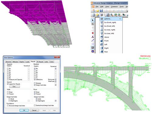 Antecedência Design America | Ponte Solution - Display Gráfico