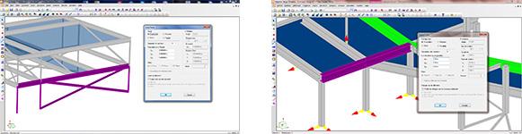 Antecedência Design America | Ponte Solution - Modeling