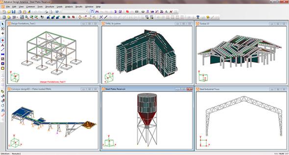 Antecedência Design America | Solução edifício