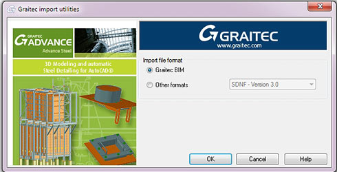 Discover how GRAITEC solutions are compatible with Autodesk Revit Structure.