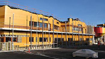 Groupe scolaire Mermoz, Vélizy, France