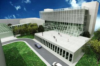 Extinderea Facultăţii de Mecanică, Craiova, România