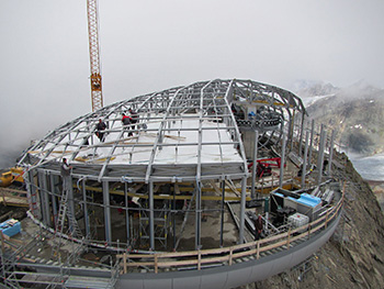 Glacier Cableway, Pitztal, Austria