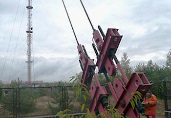 Stâlp GSM, Żółwieniec, Polonia