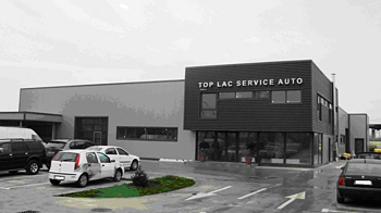 Top Lac Auto service; Bucharest, Romania