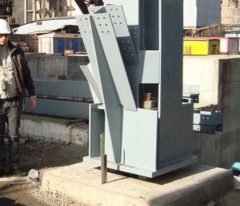 Instalaţie de desulfurare a gazelor de ardere, Rovinari, Romania