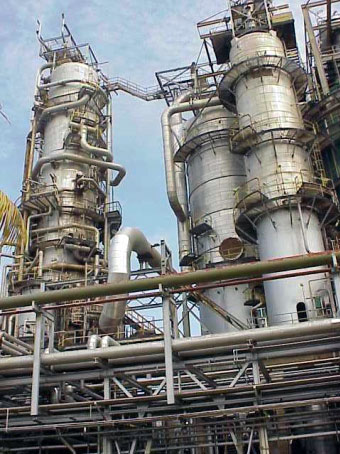Revamp of catalytic cracker, Venezuela