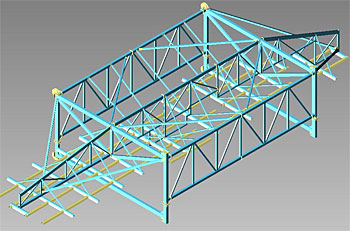 Boat mold structure,United Kingdom