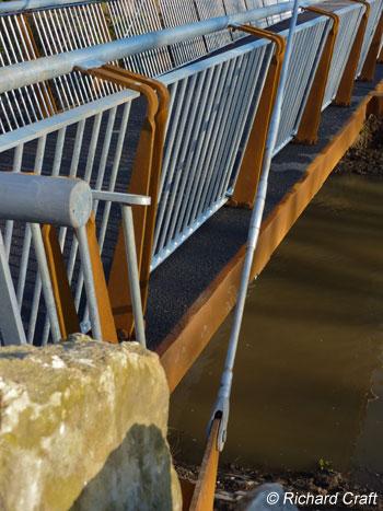 Frome bridge, Somerset, England