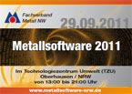 Metallsoftware-Messe in Oberhausen am 29.09.2011