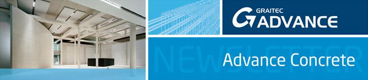 GRAITEC Advance Concrete newsletter Oktober 2010
