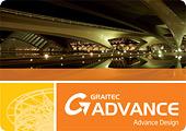 Advance Design: Профессиональный конечных элементов программного обеспечения для анализа с Бетон / Стальные конструкции presizing и автоматической генерации отчетов
