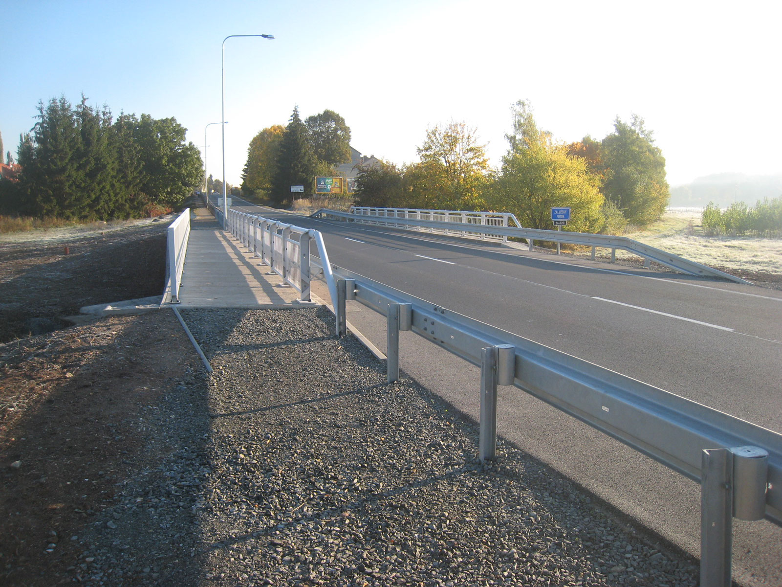 Zbůch Bridge, Czech Republic
