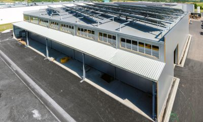 Storage and Production Hall, Czech Republic – by Promstal Engineering s.r.o.