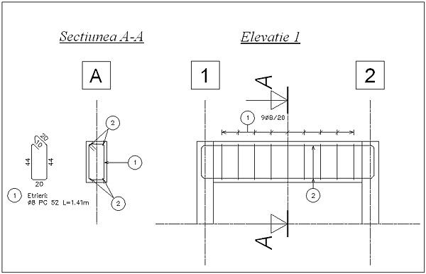 Cum putem seta o anumita grosime de linie pentru barele de armatura