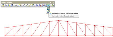 Cum se modeleaza in Advance Design o grinda cu zabrele