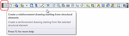 In which cases can I use the Column 1 stirrup - symmetric solution
