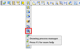 How do I set a new default prototype used by a process