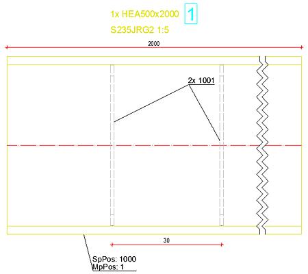 Wie können Beschriftungen abhängig vom Abstand zwischen Objekten zusammengefasst werden