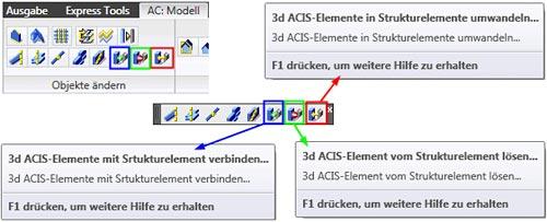Wie können mit Advance Concrete Fertigteile erstellt werden