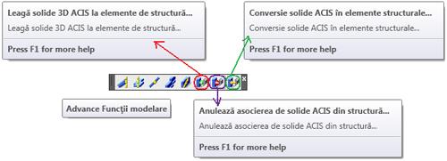 Cum se realizează un element structural prefabricat din entităţi Advance Beton