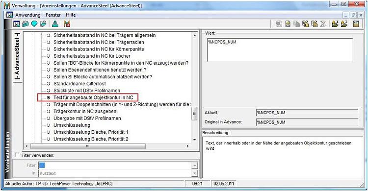 Wie arbeitet 'Scribing' in NC- und DXF-Dateien?