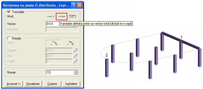 Cum se modelează planşeele casetate
