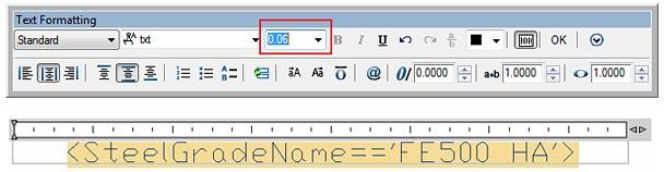 Comment créer un filtre pour nomenclature?