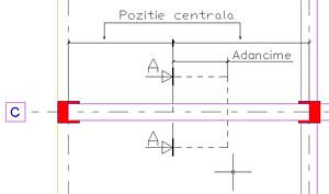 Cum se pot realiza secţiuni locale pentru grinzi  în Advance Concrete