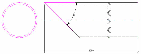 Comment effectuer la cotation d'un angle sur un plan Advance Steel
