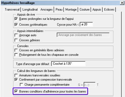 large sélection acheter de nouveaux assez bon marché Eurocode 2 : Comment Arche Poutre calcule t-il les ancrages ...