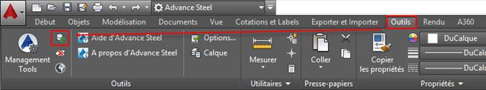 Comment attribuer automatiquement un calque spécifique aux objets des assemblages automatiques?