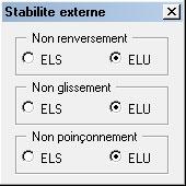 Pourquoi le dimensionnement d'un mur de soutènement au BAEL et à l'EC2 donne des résultats si différents ?