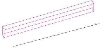 Cum se poate crea o grindă înclinată în Advance Concrete?