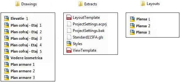 Cum se lucrează cu proiect de tip Multi-Doc?