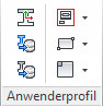 Wie können Anwenderprofile erstellt werden?
