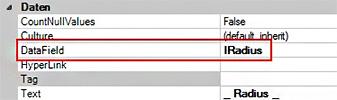 Wie kann ein Barcode in der Stückliste ausgegeben werden?