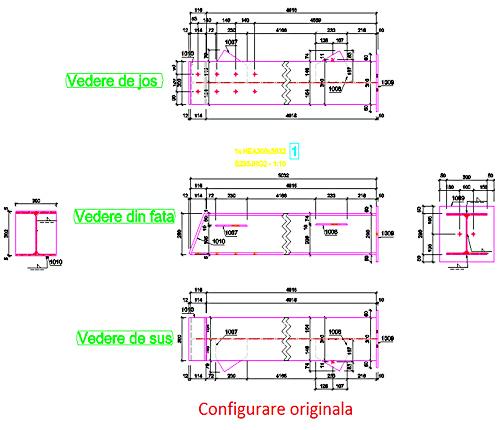 Cum se poate modifica vederea implicită în detaliere?