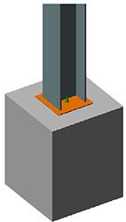 Wie wichtig ist die Priorität von Betonelementen für Übersichtszeichnungen in Advance Steel?