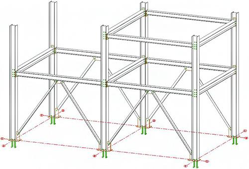 Comment afficher le 'Nom de l'assemblage' sur la vue d'un plan d'ensemble Advance Steel