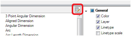 How to set up Rollover Tooltips for AS2015.1 objects in AutoCAD