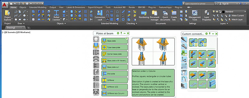 How can the toolbars be imported from Autodesk Advance Steel 2014 to Autodesk Advance Steel 2015