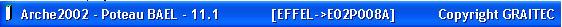 Comment faire un export d'Effel vers Arche Poteau en récupérant les efforts au bon étage