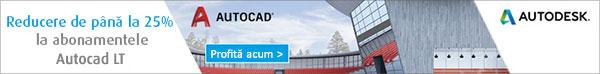 GRAITEC   Promo: 25% Reducere pentru Autodesk AutoCAD LT&Revit LT Suite