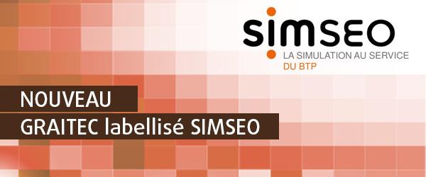 GRAITEC labellisé SIMSEO