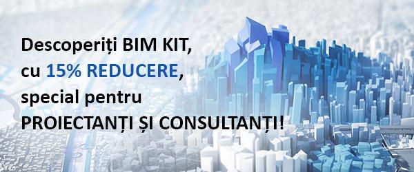 GRAITEC | Descoperiţi BIM KIT, conceput special pentru Inginerii Proiectanti