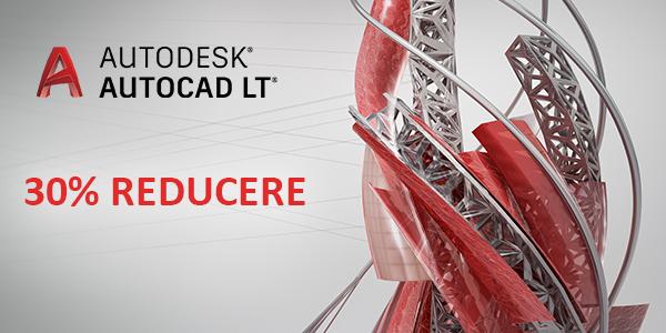 GRAITEC | Promo: 30% Reducere pentru Autodesk AutoCAD LT