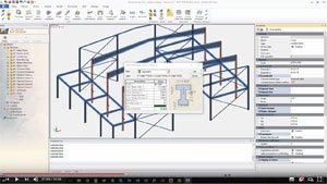 Bridge the Engineering & Drafting Gap - Advance Design and Autodesk Advance Steel