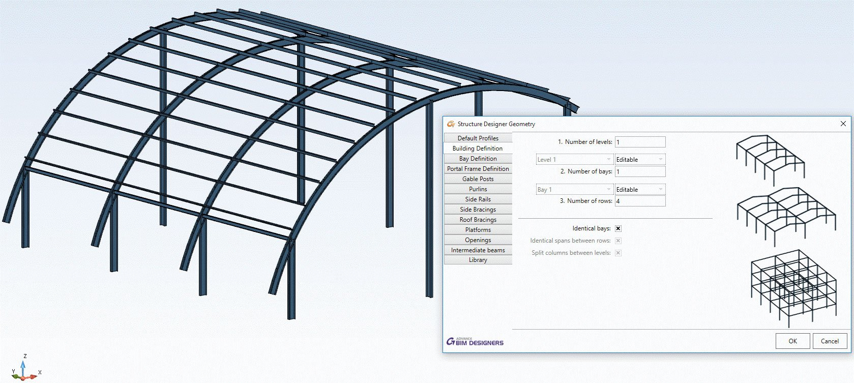 GRAITEC Advance Design - Steel Design